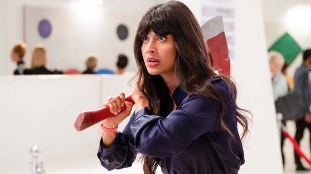 Marvel s She-Hulk Adds Jameela Jamil as the Villain