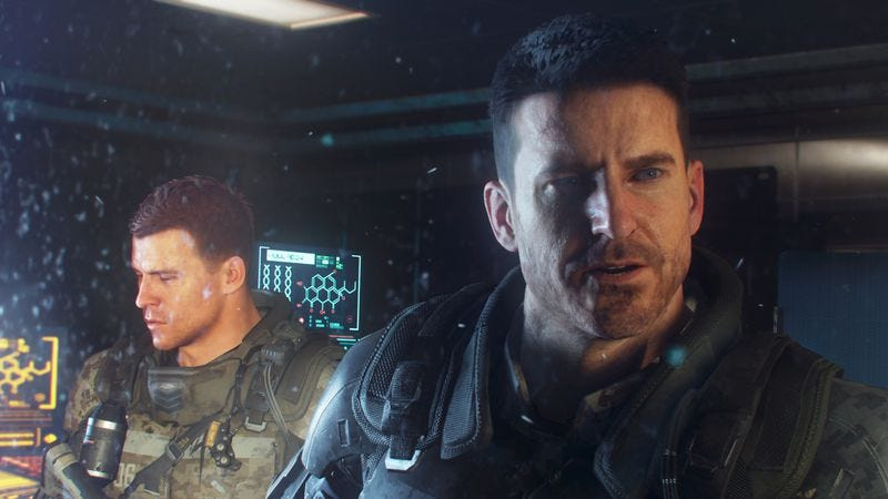 Illustration for article titled Try as it might, Black Ops III can't transcend Call Of Duty's limits