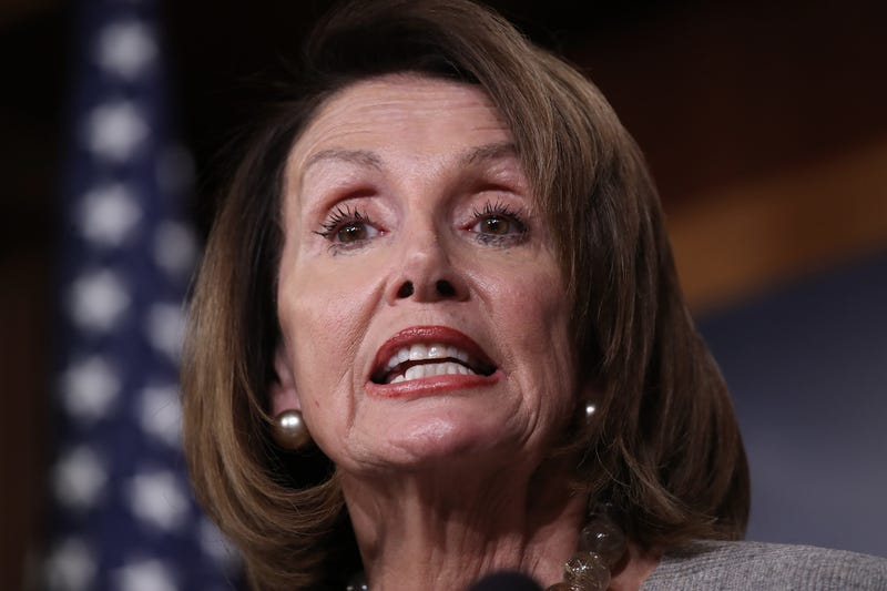 Illustration for article titled Donald Trump on the State of the Union: Mother May I? Nancy Pelosi: Yes, You May