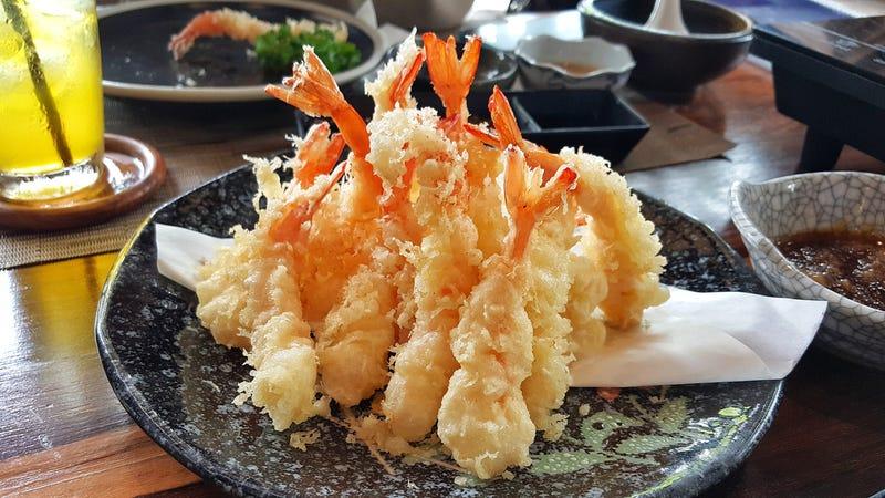 Illustration for article titled Wait, people eat shrimp tails?