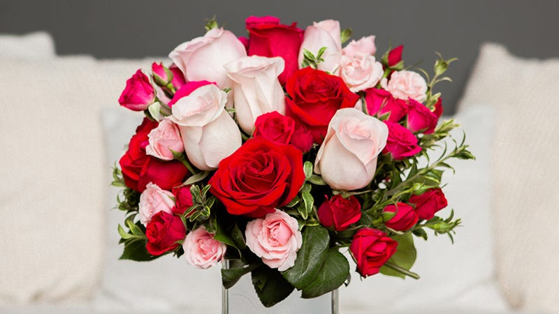 Illustration for article titled Valentine's Day Special: Get $40 In Credit Towards Teleflora Flowers For Just $20
