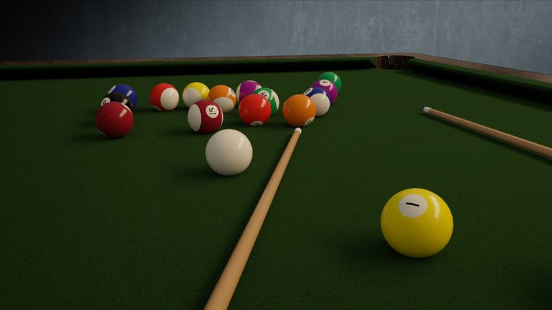 Illustration for article titled Pocket-Run Pool Is the Best Billiards Game on iOS