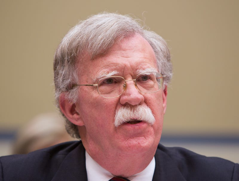 Illustration for article titled Bolton: 'We Will Not Be Drawn Into A Lengthy Ground War In Syria—Although, Saying It Out Loud, That Sounds Incredible'