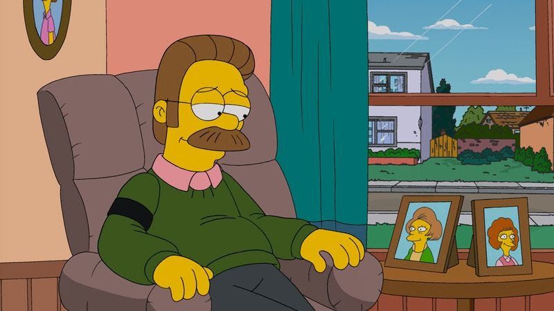 Illustration for article titled Simpsons producers still don't know who'll replace Mrs. Krabappel