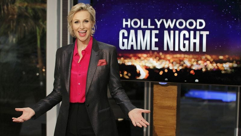 Illustration for article titled Hollywood Game Night