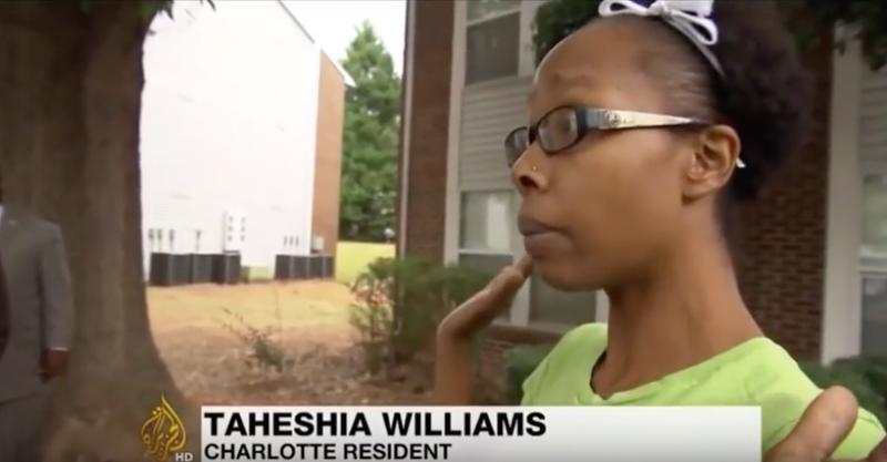 Taheshia WilliamsAl-Jazeera