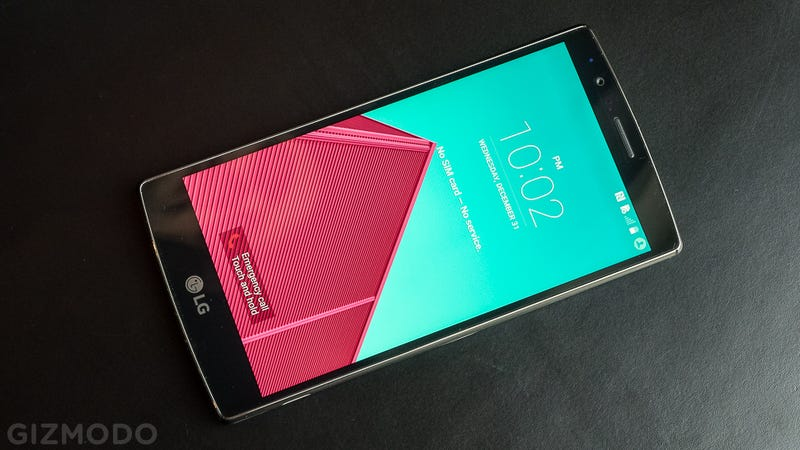 LG G4 Hands-On: The Slow Perfection of the Old-School