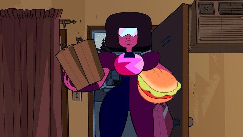 "Illustration for article titled Steven Universe: ""Keystone Motel"""
