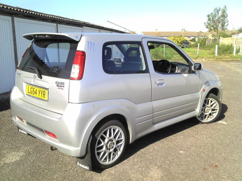 Illustration for article titled Oppo-inions Sought: Suzuki Ignis Sport