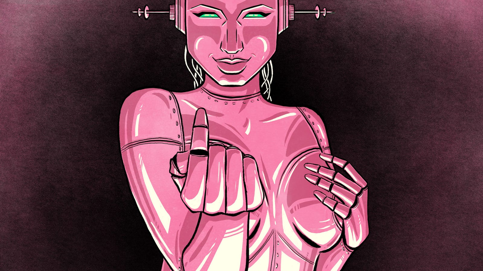 How Ashley Madison Hid Its Fembot Con From Users and Investigators