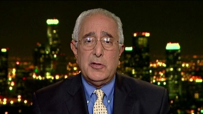 Illustration for article titled Ben Stein says he was fired for believing God controls the weather