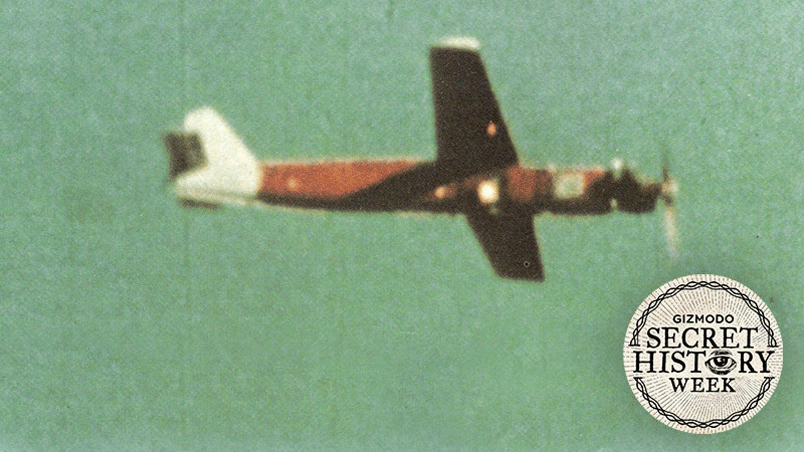 The US Military Used Lasers to Shoot Down a Drone in 1973