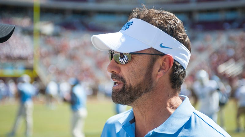 Illustration for article titled Larry Fedora: The Future Of America Depends On Football Making Our Troops Strong