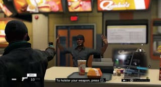 Some Players Are Hunting Down Minorities In Watch Dogs