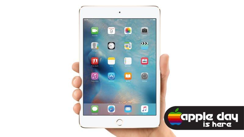 Apple Quietly Releases New iPad Mini 4 and Updates iPad Prices