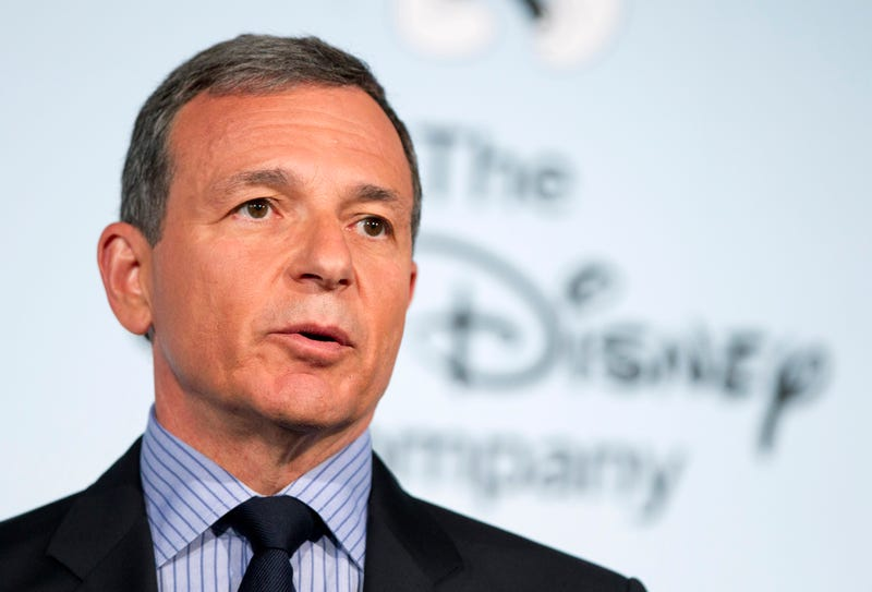Chairman and Chief Executive Officer of The Walt Disney Company Bob Iger