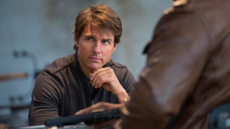 Tom Cruise in Mission: Impossible - Rogue Nation. Image: Paramount