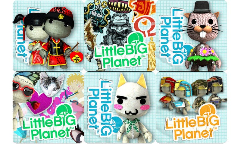 Illustration for article titled LittleBigPlanet Dojo: Valentines Day, Groundhog Day, Chinese NY, WipeOut (?)