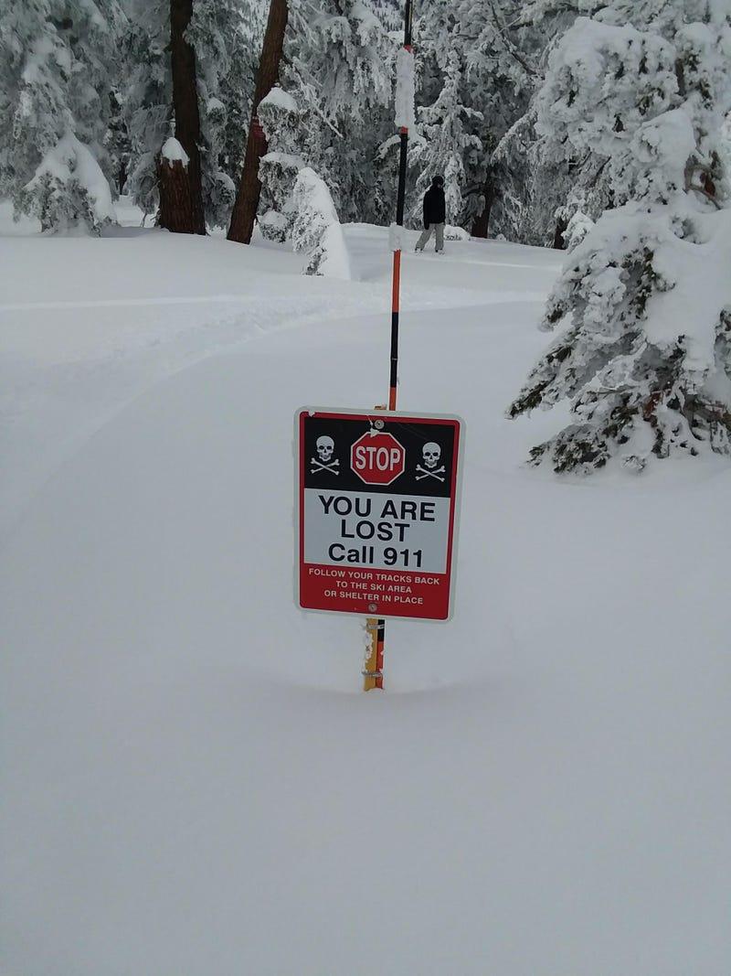 Illustration for article titled '18/'19 Ski Blog (Post #11) - Mammoth, CA