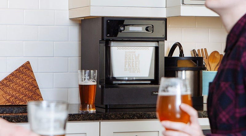 PicoBrew PICO Model C All-Grain Pack-Base Homebrewing Appliance | $200 | Woot