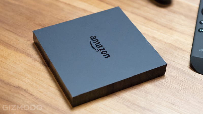 Illustration for article titled Fire TV: Everything You Need to Know About Amazon's $100 Streaming Box