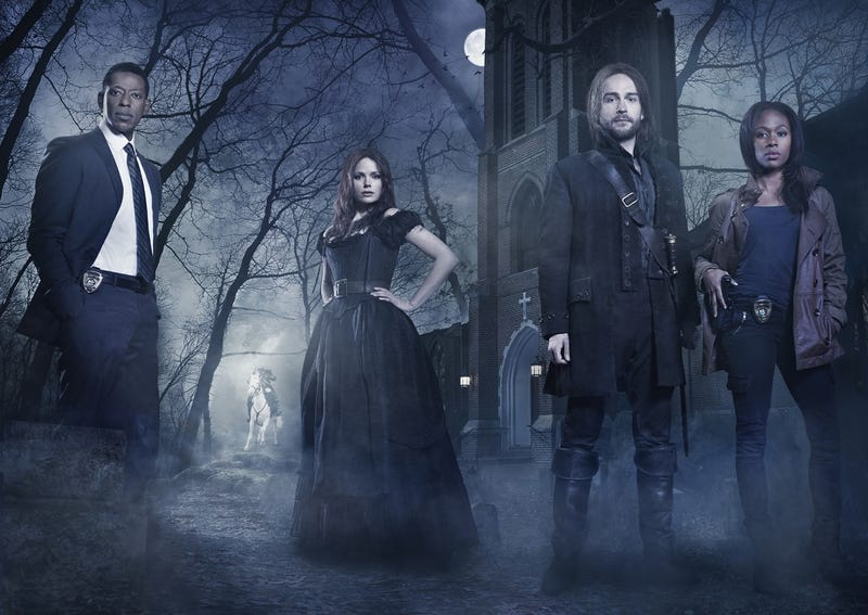 Illustration for article titled Scary, charming Sleepy Hollow series might be your new crack