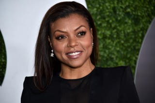 Actress Taraji P. Henson attends the GQ 20th Anniversary Men of the Year party at Chateau Marmont on Dec. 3, 2015, in Los Angeles.Mike Windle/Getty Images