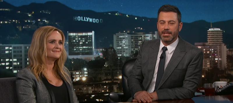 Samantha Bee, Jimmy Kimmel