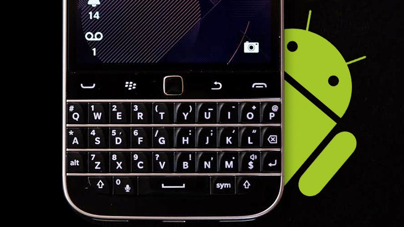 Illustration for article titled Why I Suddenly Care About Blackberry