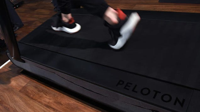 Child s Death Prompts Peloton to Issue Safety Notice About the Tread+