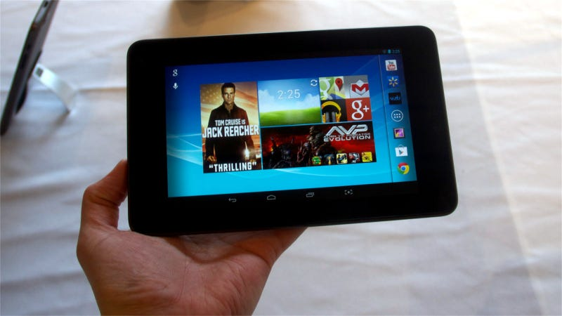 Illustration for article titled Hisense Sero 7 Pro Hands On: A Promising Nexus 7 Clone