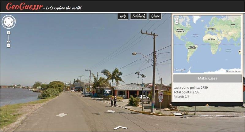 Adivina dónde te encuentras con este genial juego en Google StreetView