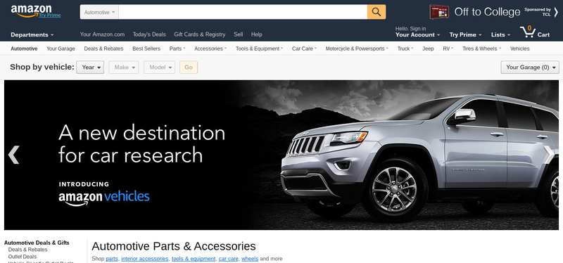 "Illustration for article titled Here Is Why A ""One Click"" Car Purchase From Amazon Won't Happen Anytime Soon"