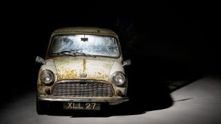 Illustration for article titled The Oldest Unrestored Mini In The World Heads To Auction