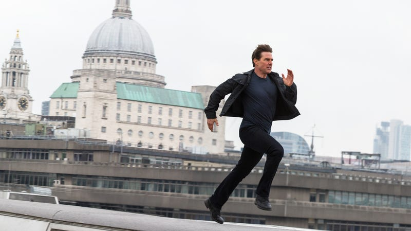 Illustration for article titled Weekend Box Office: No Fallout for Mission: Impossible