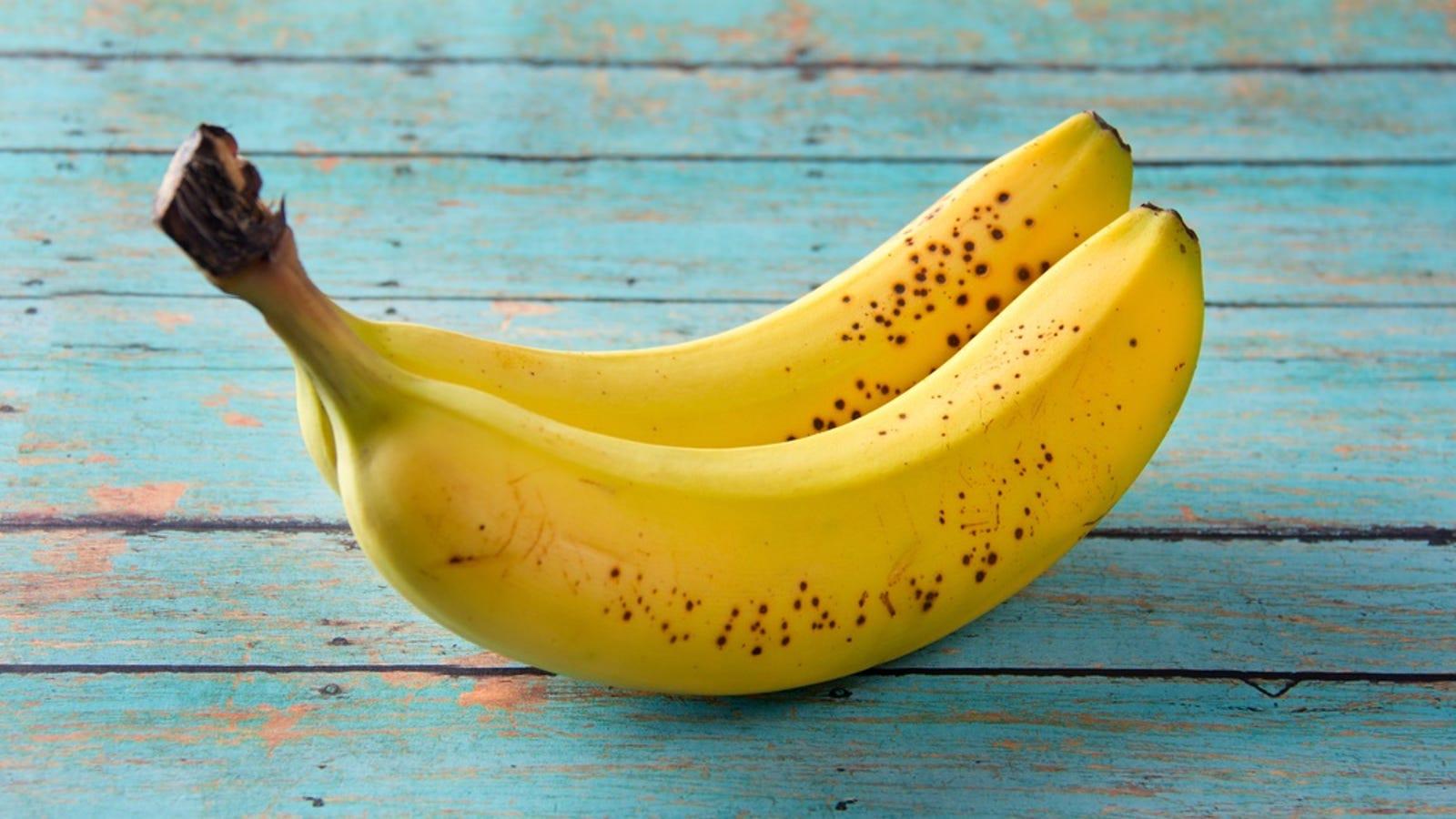 Cómo la cáscara de banana puede ayudar a detectar y curar un melanoma