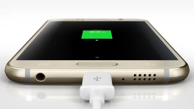 Illustration for article titled Los nuevos chips de Qualcomm pueden cargar tu smartphone de 0 al 80% en 35 minutos