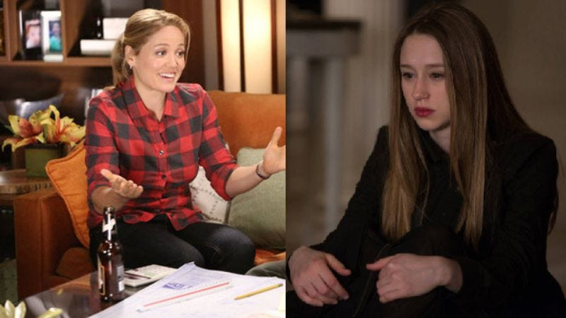 Illustration for article titled Parenthood's Erika Christensen and American Horror Story's Taissa Farmiga join ABC's L.A. Crime
