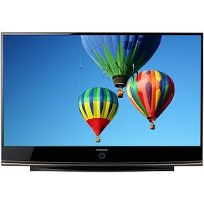 "Illustration for article titled Dealzmodo: Samsung 67"" DLP (LED) HDTV for $1800 This Sunday"