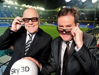 """Illustration for article titled British Soccer Commentators Accused Of Harboring """"Appalling And Damaging Sexist Attitudes"""""""