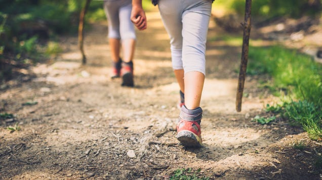 Go Somewhere New for a Run or Hike