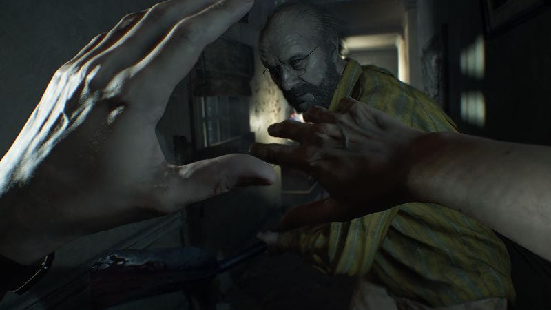 Pt  1—Resident Evil 7 is the confident, crazed revival this