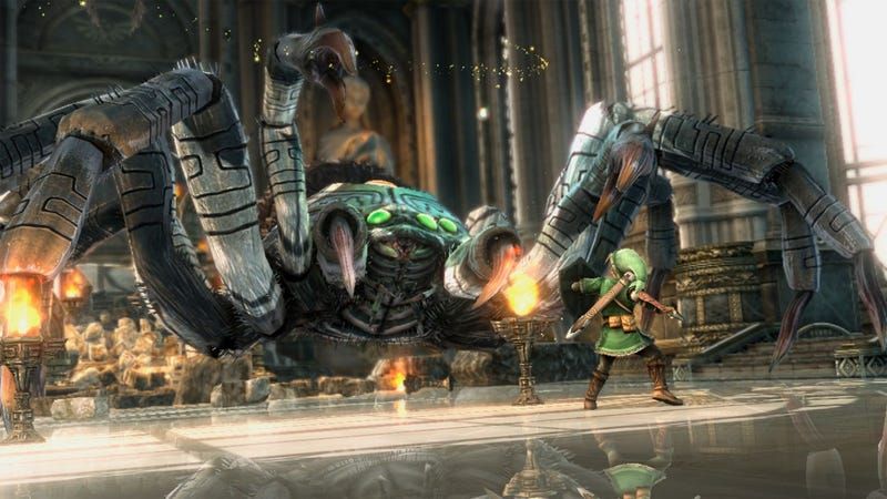 Illustration for article titled The Next Zelda will Break the mold.