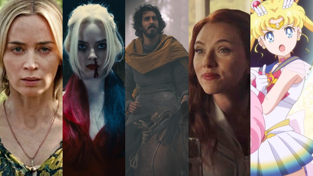 2021 Summer Movie Preview: Sci-Fi, Horror, and Fantasy You Can (Maybe) Watch in Theaters