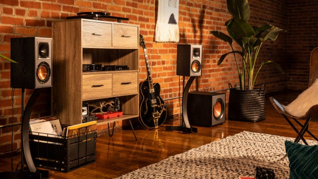 Build a Timeless Streaming Audio System with These Speakers and Add-Ons