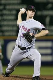 Illustration for article titled Live Playoff Blog: Mets Vs. Dodgers, Game One