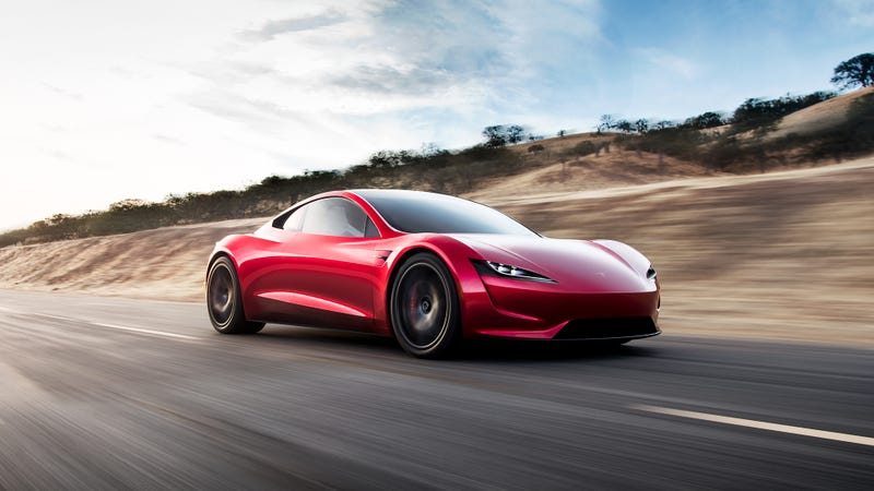 The Tesla Roadster, Unexpectedly, Is Back. The Specs That Tesla Are  Claiming Verge On The Unbelievable. Top Speed Of 250+ MPH. 0 60 In 1.9  Seconds.