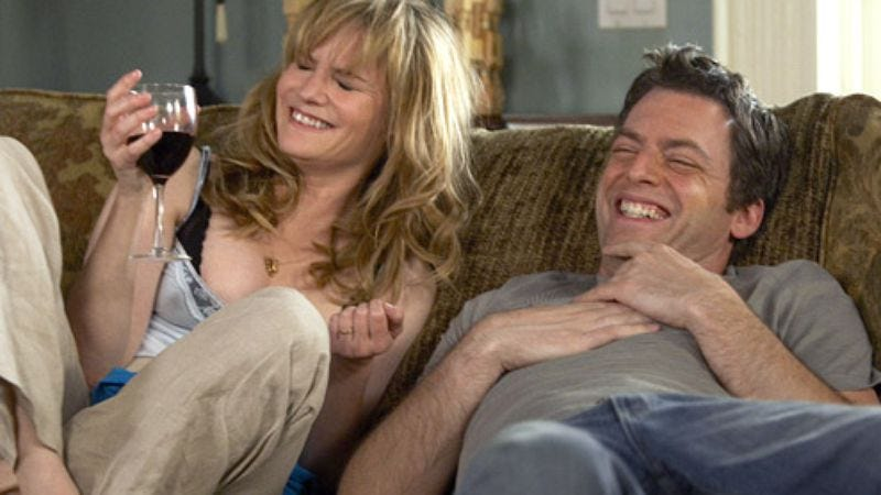Do nancy and andy ever hook up on weeds