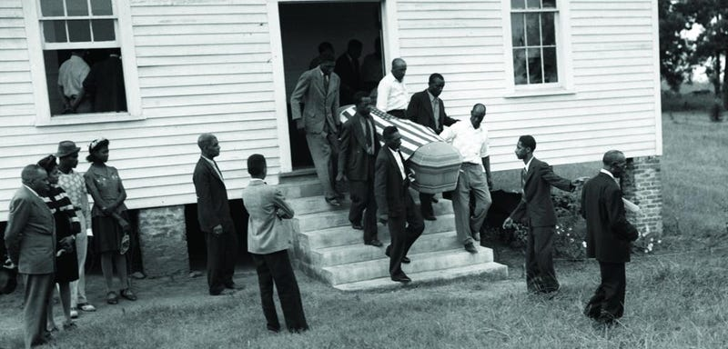 Illustration for article titled Court Upholds Ruling to Unseal Grand Jury Testimony in 1946 Moore's Ford Lynching