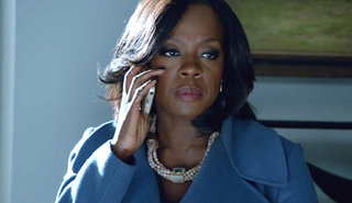 Viola Davis as Annalise Keating in How to Get Away With MurderABC screenshot